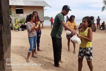 コロナ災害(3)-フィリピン・クリオン島便り