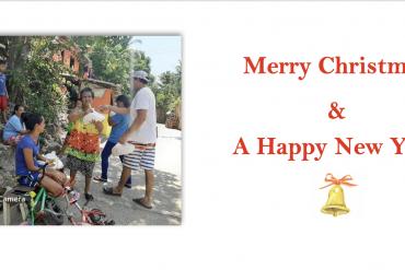 フィリピン系アメリカ人超教派教会とパスクア主教へのご挨拶